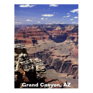 Grand Canyon, Arizona Postkarte
