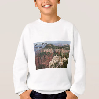 Grand Canyon, Arizona, USA (Titel) Sweatshirt