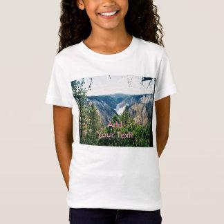 Grand Canyon Yellowstone senken Fälle T-Shirt