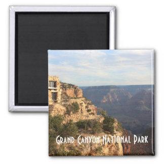 Grand- CanyonNationalpark-Andenken Quadratischer Magnet