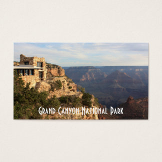 Grand- CanyonNationalpark-Andenken Visitenkarte