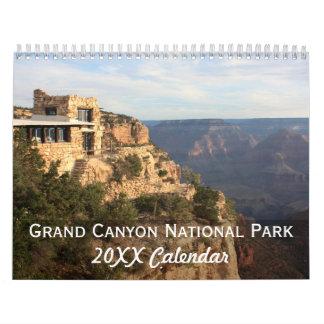 Grand- CanyonNationalpark-Fotografie Abreißkalender
