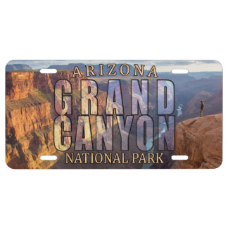 Grand- CanyonNationalpark-Kfz-Kennzeichen US Nummernschild
