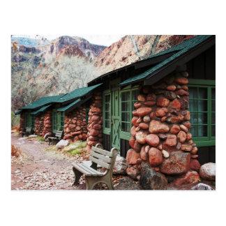 Grand- CanyonNationalpark - Phantomranch Postkarte