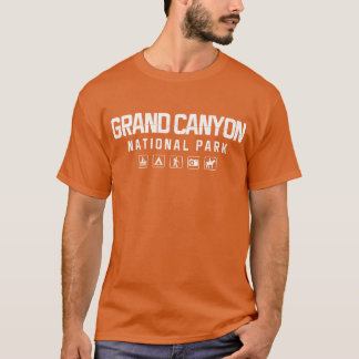 Grand- CanyonNationalpark-T-Shirt (dunkel) T-Shirt