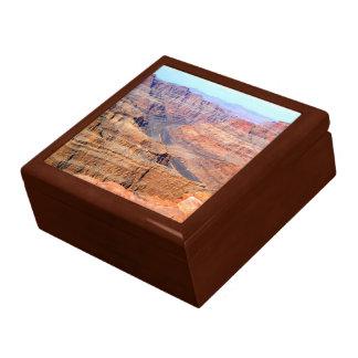Grand- Canyonwestkante Schmuckschachtel