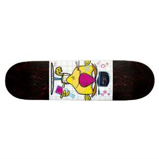 Grand nez - customisé plateaux de skateboards customisés