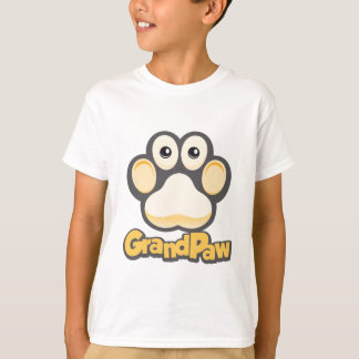 Grandpaw Logo T-Shirt