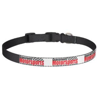 Grassrootsmotorsports-Hundehalsband Leine