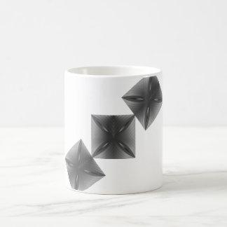 Grau Kaffeetasse