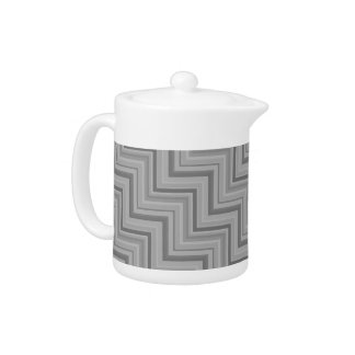 Grau stripes Treppenmuster