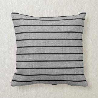 Grau zeichnet Dekor-Weiche Modern#2b Kissen