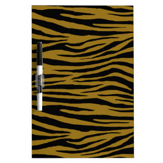 Graubrauner Tiger Memoboard