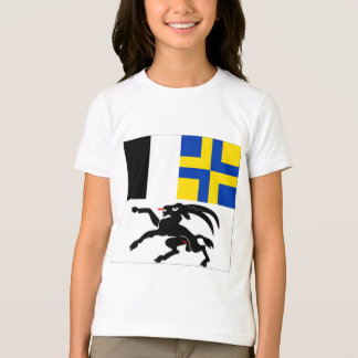 Graubuenden Flagge T-Shirt