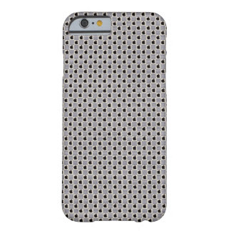 Graues Louis Vuitton reden Fall an Barely There iPhone 6 Hülle