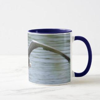 Graugans-Gans-Flug-Tasse Tasse