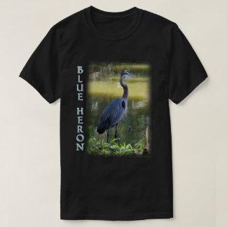 Graureiher-Tier-T-Shirt T-Shirt