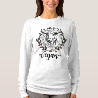 Grausamkeits-freies veganes Shirt