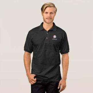 GreatCall Polo im Schwarzen