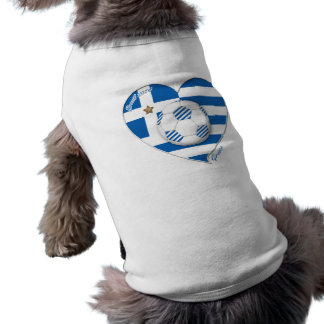 """""""GREECE"""" Team soccer. Fußball Griechenland 2014 Fo Shirt"""