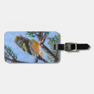 Greenfinch Gepäckanhänger