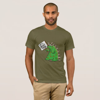 Greep dunkles amerikanisches KleiderunisexT - T-Shirt