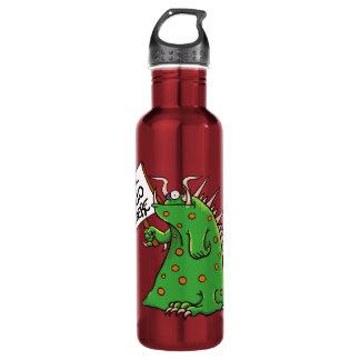 Greep Wasser-Flaschen-Rot Trinkflasche