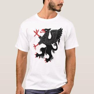 Greif-zügelloser Zobel T-Shirt