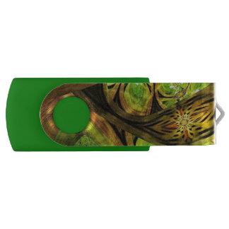 Greller Antrieb USB Stick