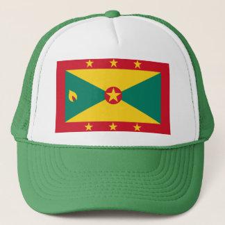 Grenada-Flagge GD Truckerkappe