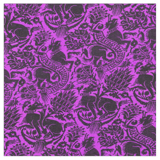 Grenoble lila stoff