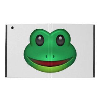 Grenouille - Emoji Étui iPad
