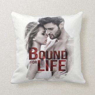 Grenze für Leben-Kissen Kissen