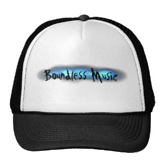 Grenzenlose Musik-Kappe