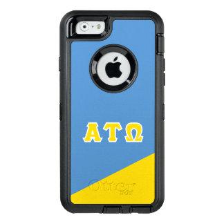 Grieche-Buchstaben AlphaTau Omega | OtterBox iPhone 6/6s Hülle