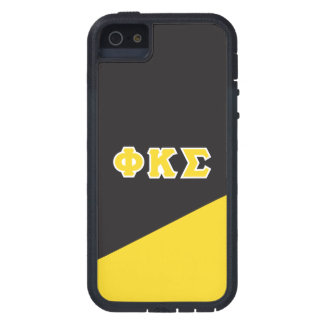 Grieche-Buchstaben des Phi-Kappa-Sigma-  Hülle Fürs iPhone 5