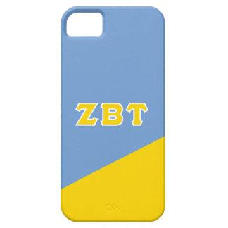 Grieche-Buchstaben ZetabetaTau | iPhone 5 Schutzhülle