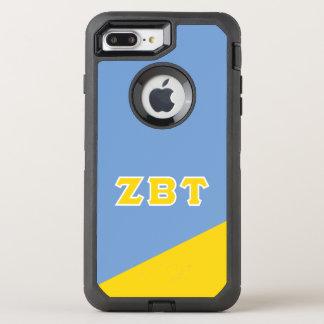 Grieche-Buchstaben ZetabetaTau | OtterBox Defender iPhone 8 Plus/7 Plus Hülle