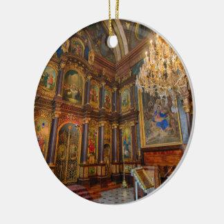 Griechenkirche zur Heiligen Dreifaltigkeit Keramik Ornament