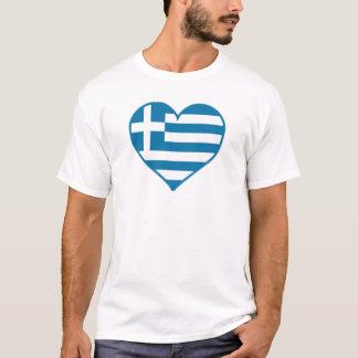 Griechenland-Liebe-T - Shirt