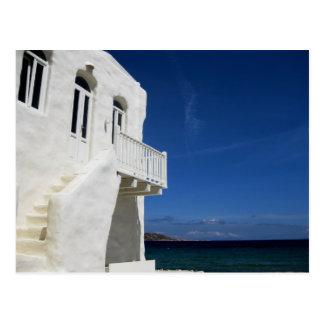 Griechenland Paros Postkarte