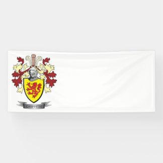 Griffith-Familienwappen-Wappen Banner