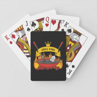 Grill-König Spielkarten