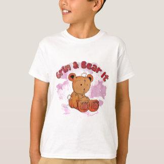 grinsen Sie und tragen Sie es T-Shirt