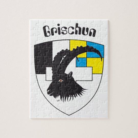 Grischun Svizra Puzzles