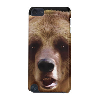 Grizzly-Bär Tier-Anhänger IPod-Touch-Fall iPod Touch 5G Hülle