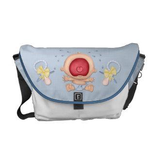 Grölendes Baby Kurier Tasche