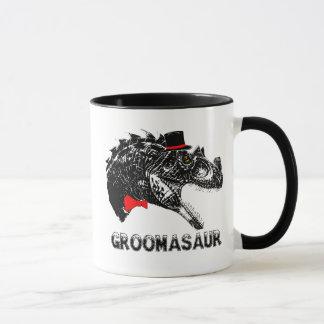 Groomasaur Tasse