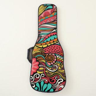 Groovy Entwurf inspiriert bis zum Sommer des Gitarrentasche