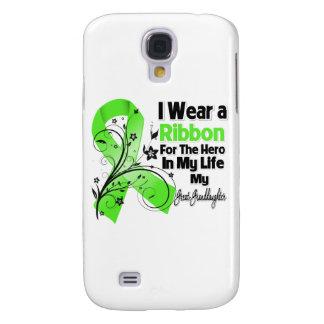 Groß - Enkelin Held in meinem Leben-Lymphom Galaxy S4 Hülle
